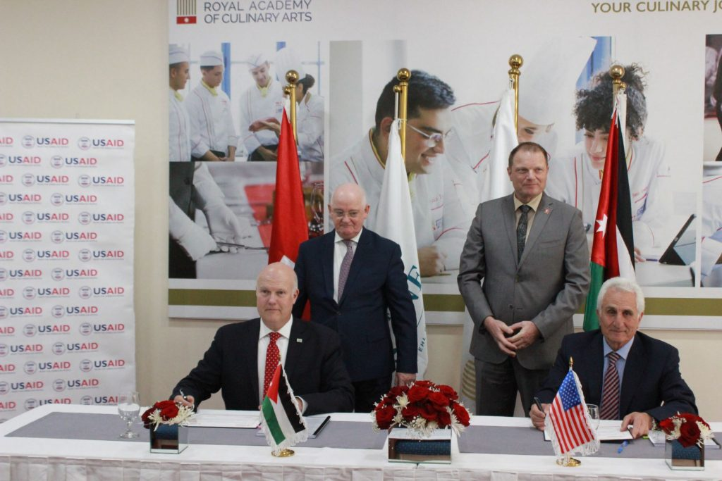 Grant Signing with USAID BEST