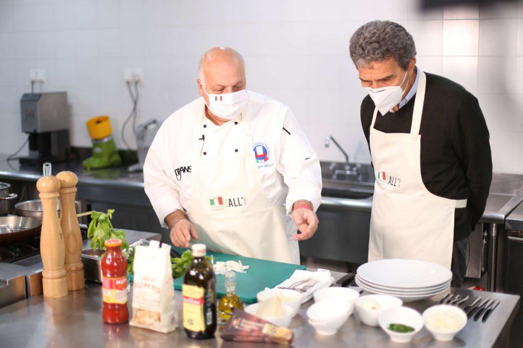 أسبوع المطبخ الإيطالي في العالم