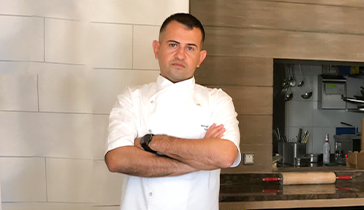 """Congratulations to our Alumni, Chef Mohammed for his new job as an """"Executive Chef"""""""