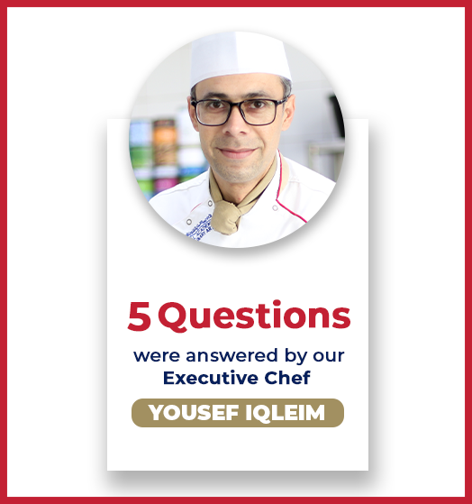 Chef Yousef
