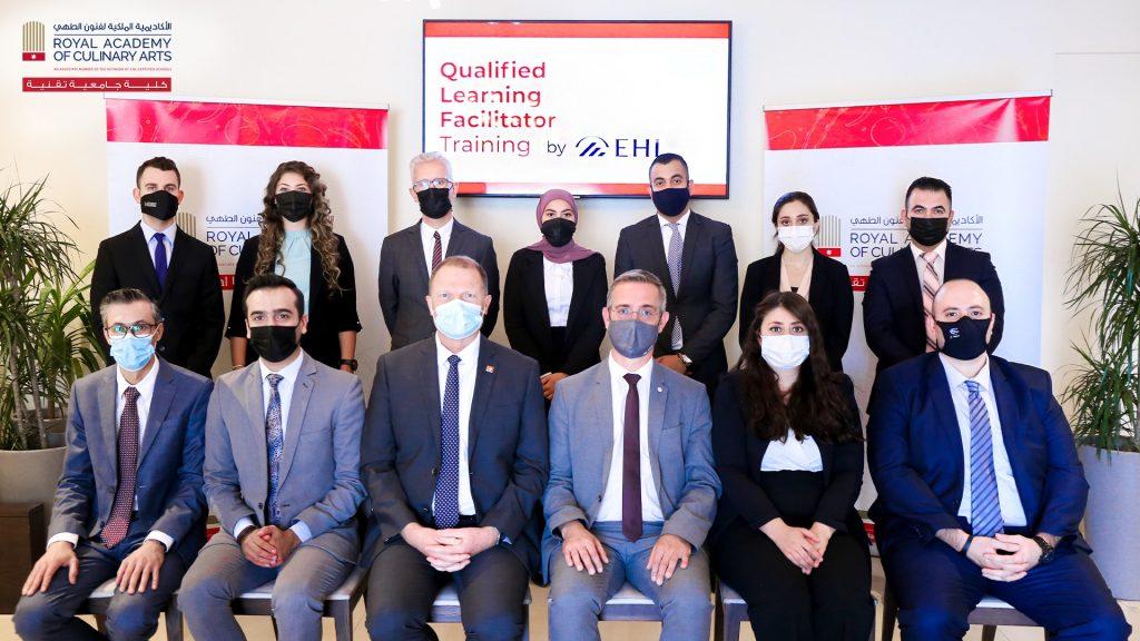 Qualified Learning Facilitators (QLF) training